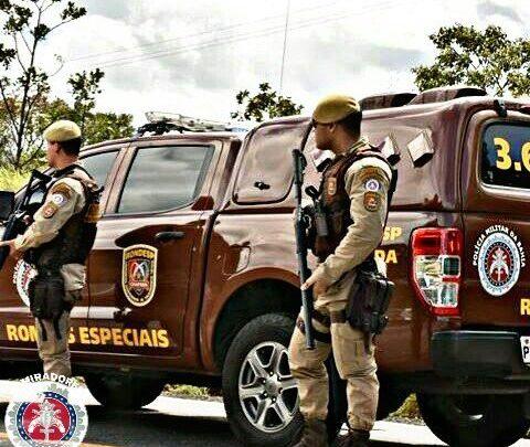 Rondesp apreende armas, munições e drogas em, São Gabriel; jovem é detido –  Caraíbas FM